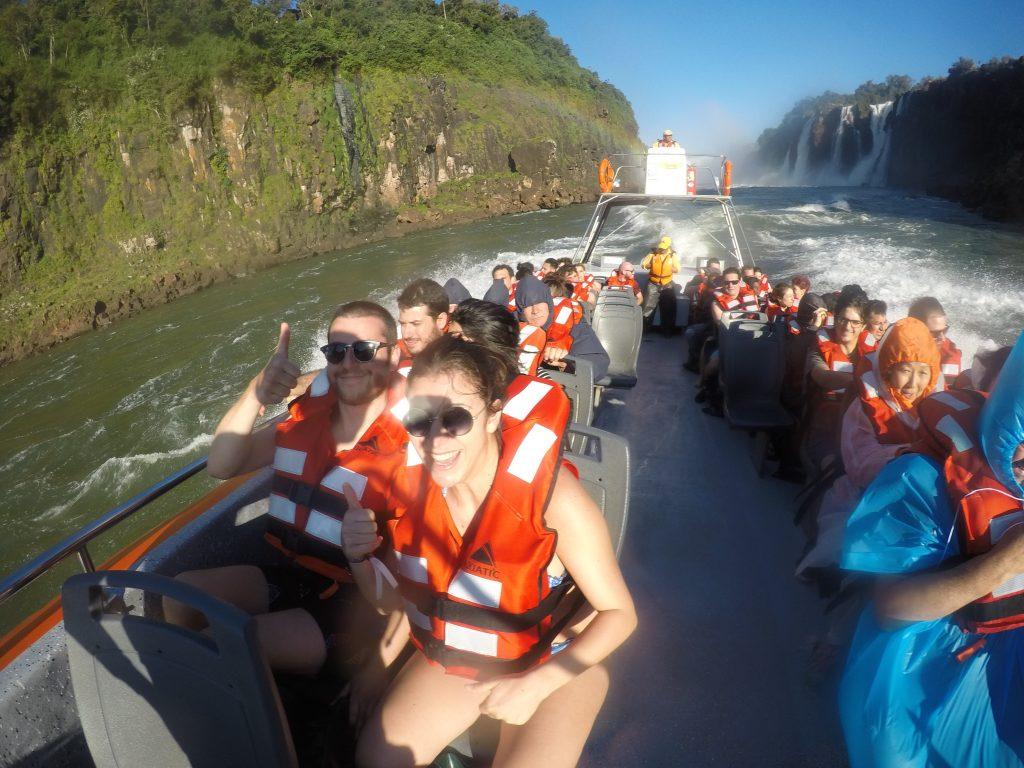 Grande Avventura Nautica sotto le Cascate di Iguazú