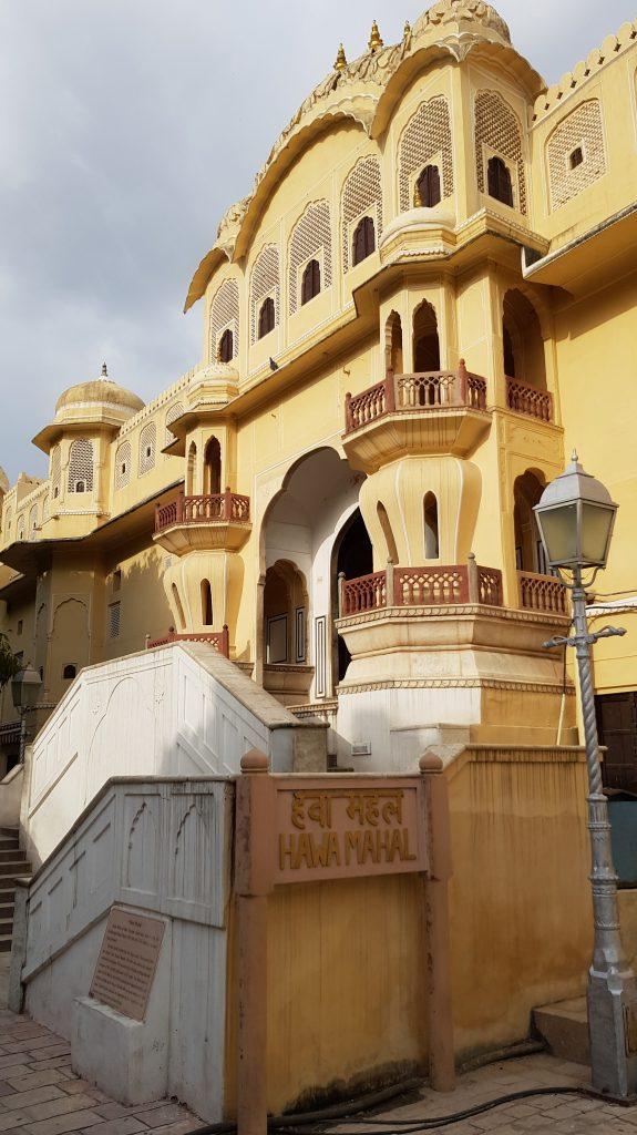 Hawa Mahal, il Palazzo dei Venti, Jaipur