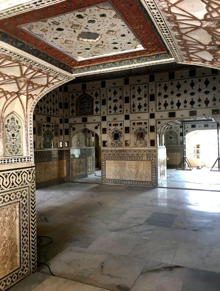 Palazzo degli Specchi, Amber Fort, Jaipur